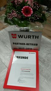 Zertifikat von KARO Systembau NRW in Leverkusen