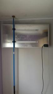 Infrarotplatte in Leverkusen bei KARO Systembau NRW